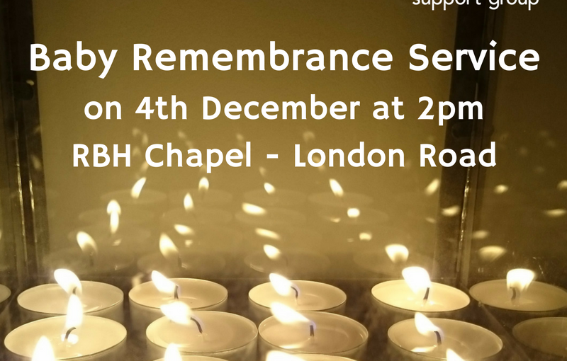RBH Remembrance service – 4th Dec 2016