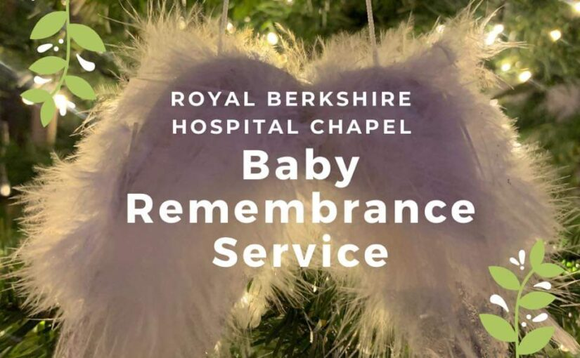 Send us your baby's name and a message for the RBH remembrance Christmas tree